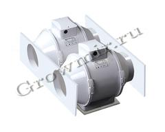 Вентилятор канальный Vents TT PRO 125