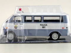 Ford Econoline Colombia Police 1:43 DeAgostini World's Police Car #69