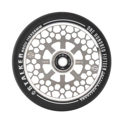 Колёса для самоката OATH Stalker (Neo Silver) - 2 шт.