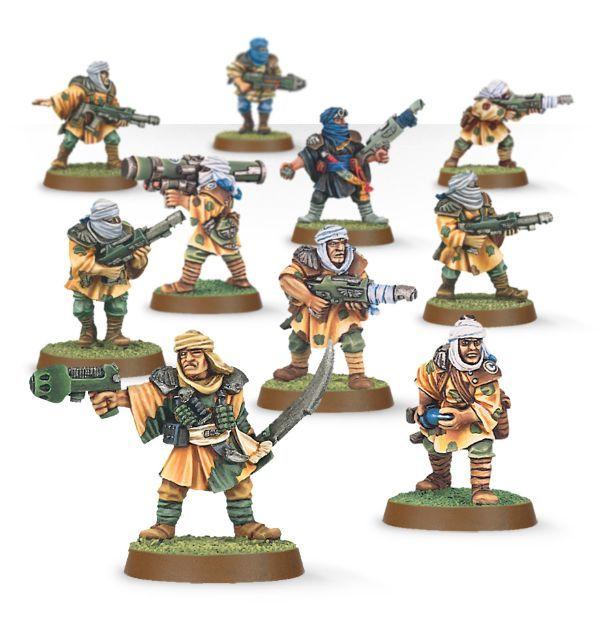 Tallarn Squad