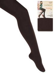 NO9981-3 колготки женские утепленные, коричневые