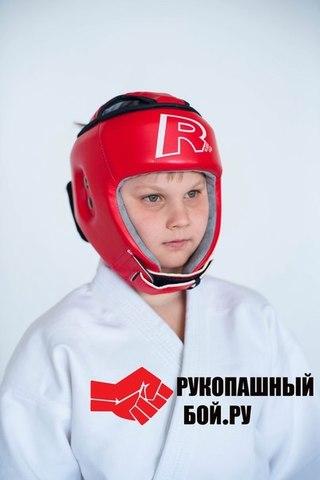 Шлем открытый Рэй спорт с закрытым верхом