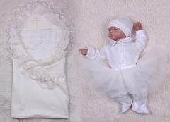 Набор на крещение девочке Love