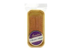 Мармелад натуральный апельсин с лавандой, 60г