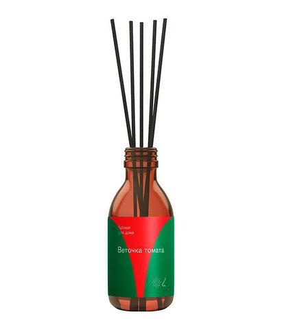 Диффузор ароматический с палочками Веточка томата, Библиотека ароматов