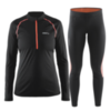 Беговой комплект для женщин Craft Prime Run - профессиональная модель для бега, фитнеса, тренажерного зала