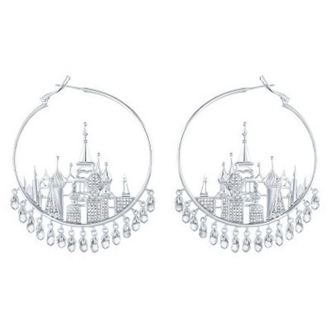 Серьги St Basil Cathedral  из серебра в стиле Ko Jewelry  4744