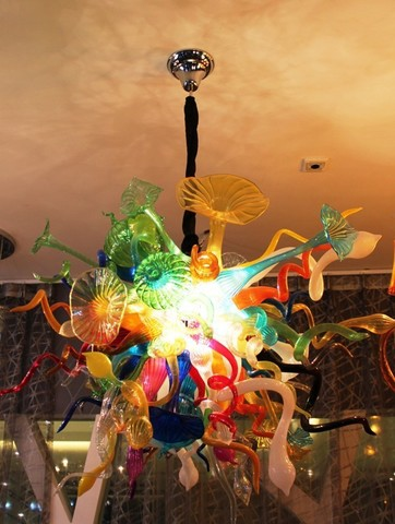 murano chandelier  14-10 by Arlecchino Arts ( HK)