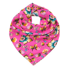A660-20 платок, розовый