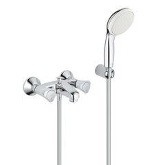 Смеситель для ванны с душевым набором Grohe Costa L 2546010A фото