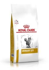 Royal Canin Urinary S/O LP 34 Feline диета для кошек при лечении и профилактике мочекаменной болезни