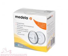 Medela. Накладка на грудь защитная вентилируемая, 2 шт