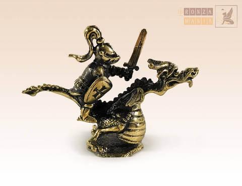 фигурка Рыцарь на драконе