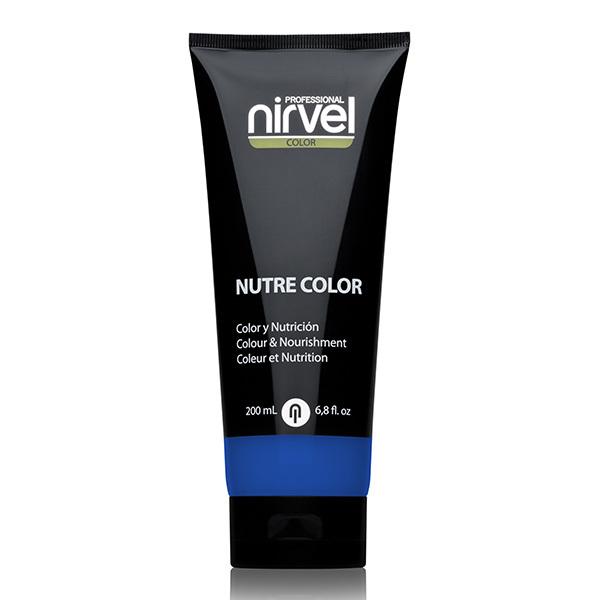 Гель-маска питательная Синяя Nirvel Nutre Color Blue 200мл