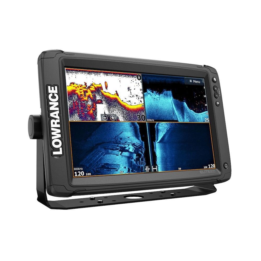 Картплоттер Lowrance Elite-12 Ti2 с датчиком Active Imaging 3-in-1