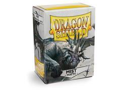 Dragon Shield - Дымчатые матовые протекторы 100 штук