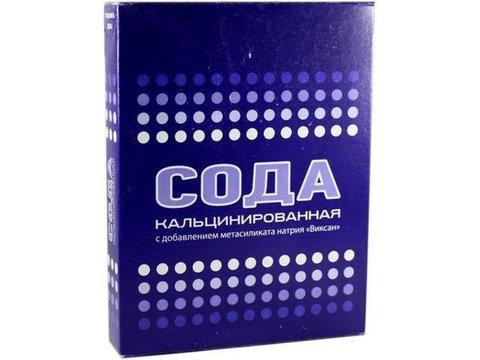 Aquasun Viksan Сода кальцинированная с добавлением метасиликата 500 г