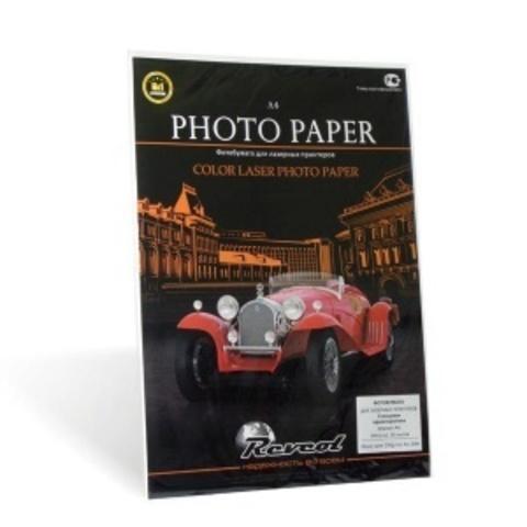 Фотобумага, Color Laser, глянцевая, двухсторонняя A4, 157 г/м2, 30 л.