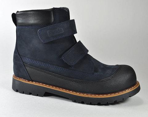 Ботинки утепленные Panda 200-СИНИЙ