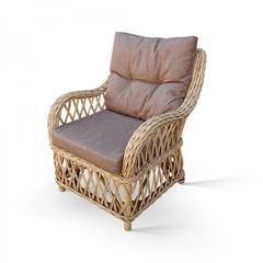 Кресло из натурального ротанга Kvimol КМ-2004