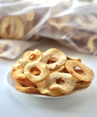 Яблочки мягкие без кожуры 250 грамм