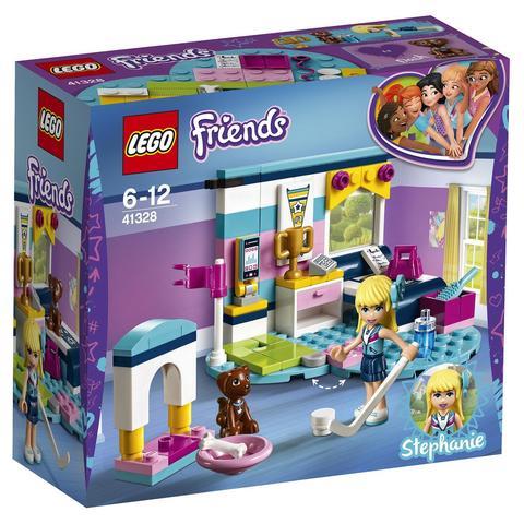 LEGO Friends: Комната Стефани 41328 — Stephanie's Bedroom — Лего Френдз Друзья Подружки