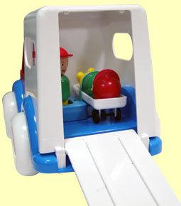 Скорая помощь машина игрушка