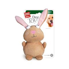 Gigwi игрушка для собак Кролик с пищалкой 16 см