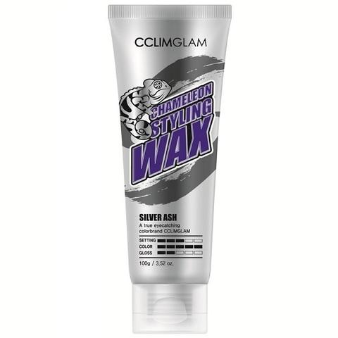 (BIGSALE) Гель для волос CCLIMGLAM Chameleon Styling Wax (SILVER ASH)