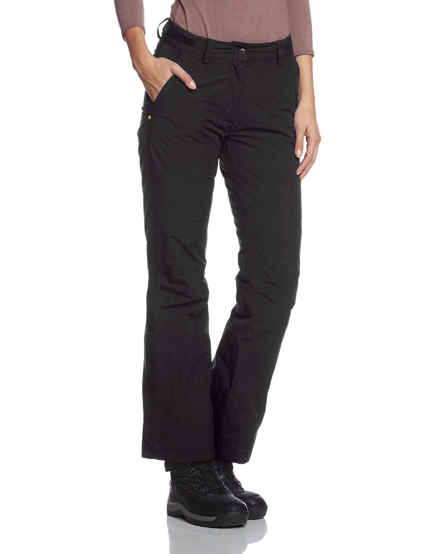 Женские горнолыжные брюки 8848 Altitude WANNA black (679408) фото