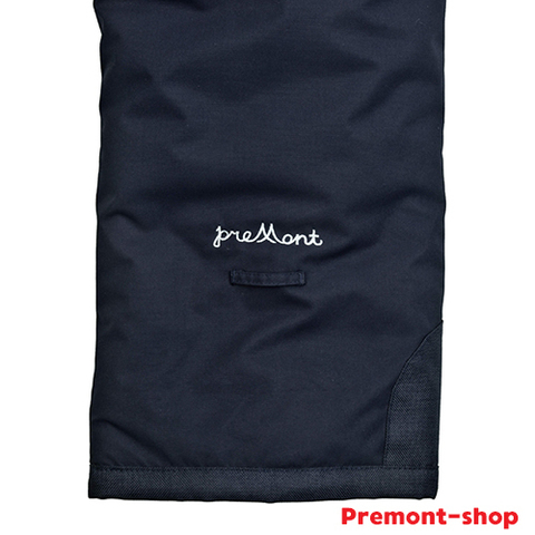 Детские брюки Premont WP83702 Blue зимние