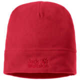 Шапка Jack Wolfskin Real Stuff Cap red lacquer