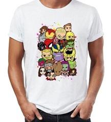 Мстители Война бесконечности футболка