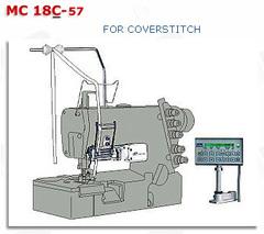Фото: Электронное устройство для дозированной подачи резинки (тесьмы) MC 18С-57