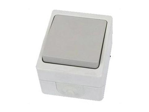 Выключатель 1-кл. открытой установки IP54 10А