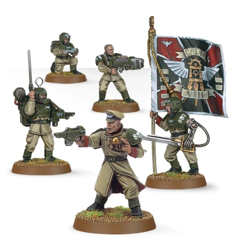 Astra Militarum Spearhead Detachment