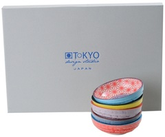Набор чаш 6 шт Tokyo Design Studio Star Wave 8867
