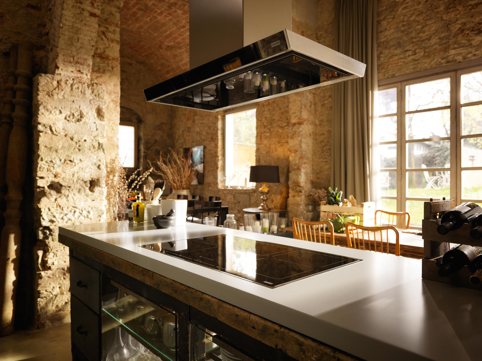 Кухонная вытяжка Franke FS TS 906 I XS BK