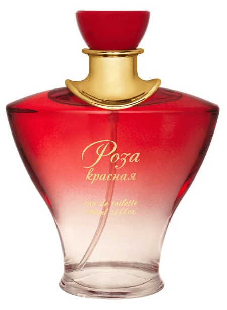 РОЗА Красная, Apple parfums