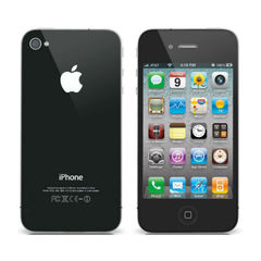 Apple iPhone 4 8GB черный