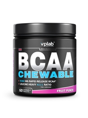 VPLab BCAA chewable (60 caps/жевательные)