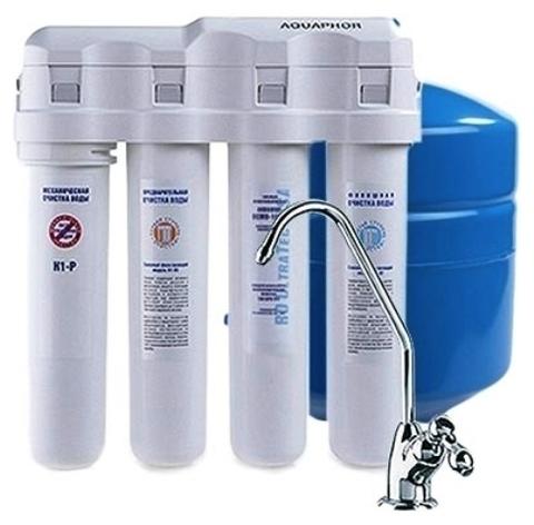 Водоочиститель Аквафор-ОСМО-К исполнение Аквафор-ОСМО-К-100-4-М , арт.б1125