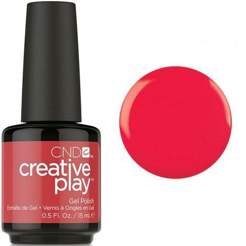 CND Creative Play Gel # 453 Hottie Tomattie 15 мл