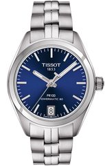 Женские часы Tissot T101.207.11.041.00 PR 100 Powermatic 80 Lady
