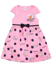 540-3 платье детское, розовое