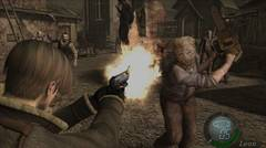 PS4 Resident Evil 4 (английская версия)