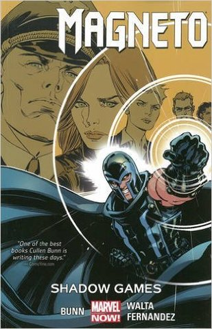Magneto Vol. 3 Shadow Games