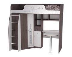 Кровать двухъярусная Омега-18 80*190