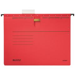 Подвесная регистратура скорос-тель LEITZ 19840125 ALFAA, красный