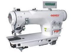 Фото: Швейная машина зигзагообразного стежка Gemsy GEM 2297 D-SR